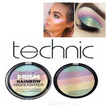 Technic Prism Rainbow Baked Highlighter 6g
