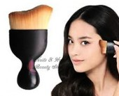 Πινέλο Μακιγιάζ Curved Face Brush Pro Contour Kabouki