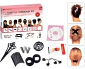 the total hair makeover kit Σετ με αξεσουάρ για τα μαλλιά – 7 τεμάχια