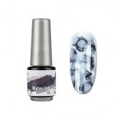 Water Ink Marble Ακουαρέλα Nail Art 12